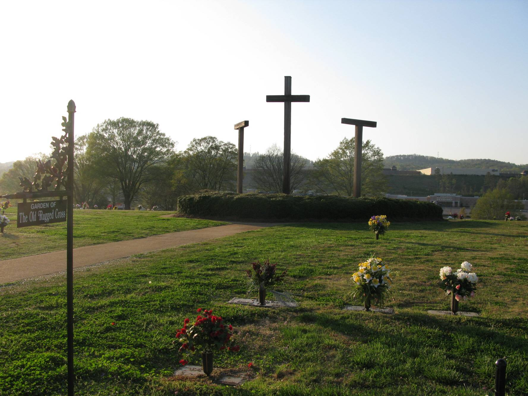 Garden of the Old Rugged Cross A G
